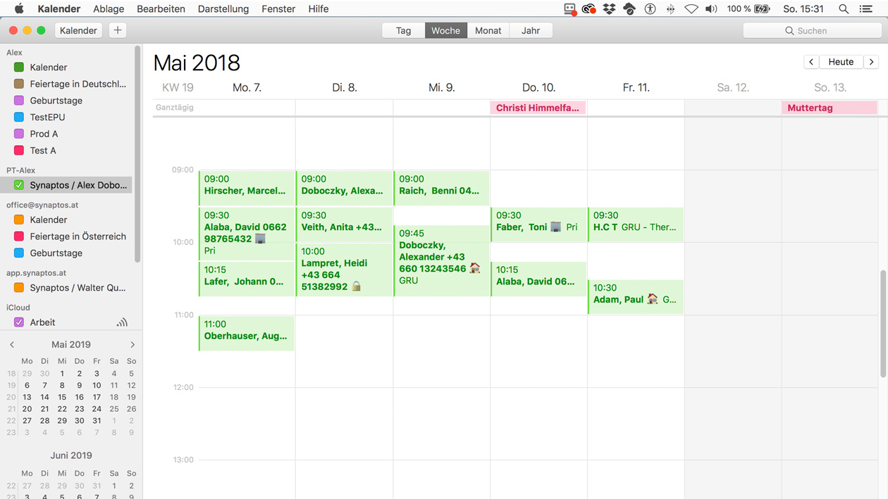 Synchronisieren-Kalender-apple-tablet