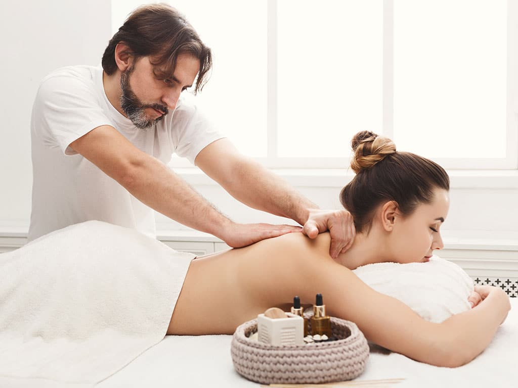 Massage Therapie - synaptos